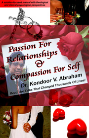 Passion for Relationships & Compassion for Self